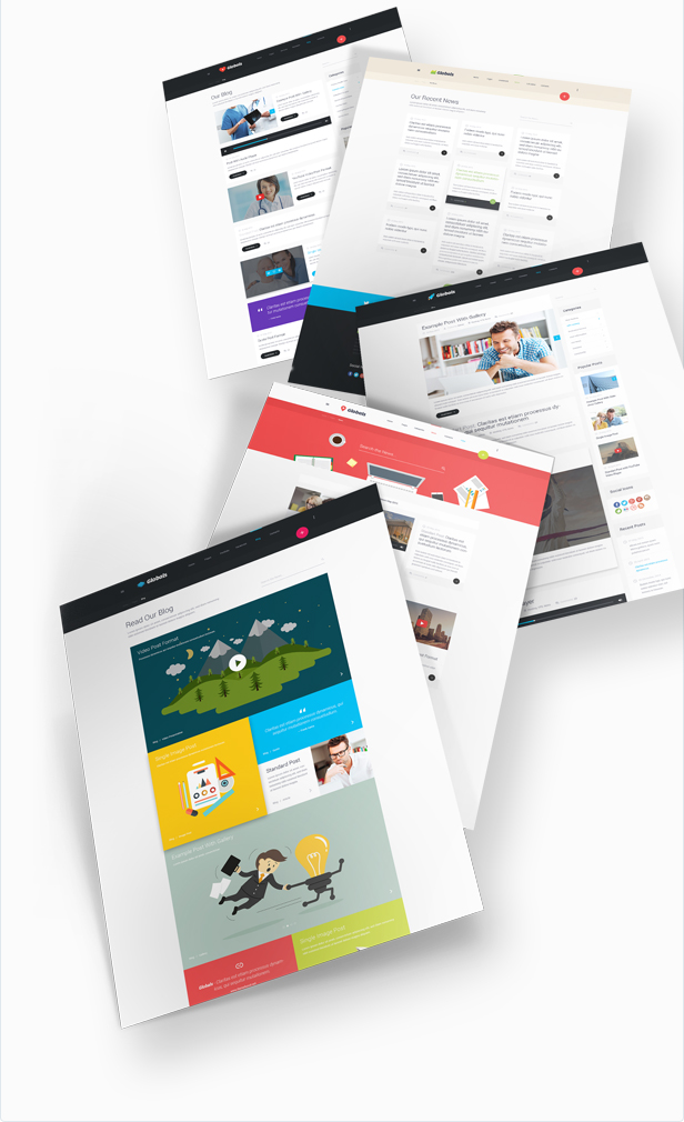 Globals - Material & Bootstrap HTML Template - 13