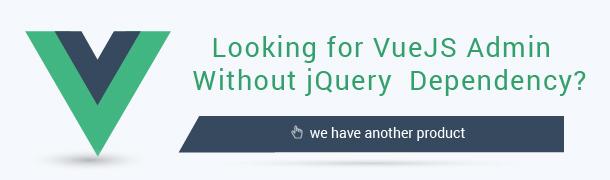 Clear - VueJS + Laravel Admin Template - 3