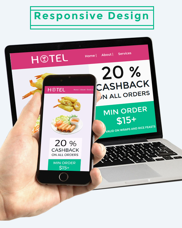 Hotel - Email Marketing Template - 1